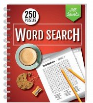 250 Puzzles: Wordsearch