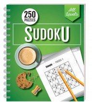 250 Puzzles: Sudoku