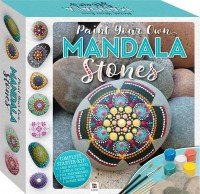 Paint Your Own Mandala Stones Small Kit