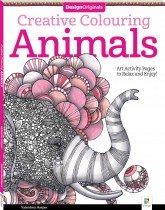 Design Originals Creative Colouring: Animals