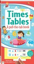 Times Tables: A Pull-The-Tab Book
