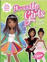 Dress up Dolls Tami