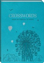 Faux Leather Puzzle: Crosswords (Series 1)