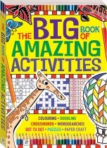Michael O'Mara Big Book of Amazing Activities