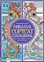 Michael O'Mara Fabulous Copycat Colouring