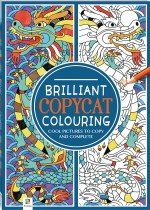 Michael O'Mara Brilliant Copycat Colouring