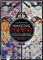 Michael O'Mara Amazing Copycat Colouring