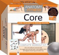 Anatomy of Fitness: Complete Core Workout Kit