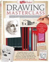 Art Maker Drawing Masterclass Kit