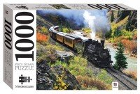 Durango & Silverton Railroad, Colorado, USA 1000 piece Jigsaw