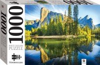 Yosemite National Park, USA 1000 Piece Jigsaw
