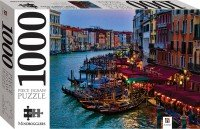 Grand Canal at Dusk, Venice, Italy 1000 Piece Jigsaw