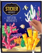 Sticker Mosaic: Natural Wonders