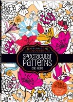 Kaleidoscope Colouring: Spectacular Patterns and more