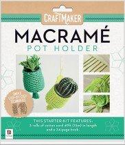 Craftmaker Macrame: Pot Holder