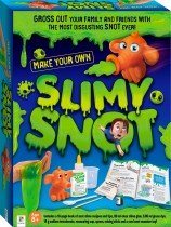 Make Your Own Slimy Snot Slime Kit