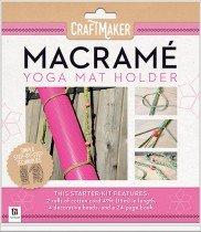 Craftmaker Macrame: Yoga Mat Holder
