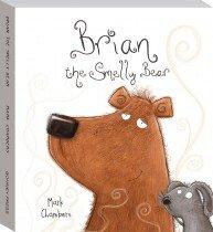 Bonney Press: Brian the Smelly Bear (US) (board book)