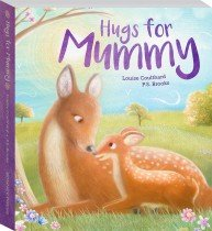 Hugs for Mummy (UK) (board book)