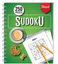 250 Puzzles: Sudoku (Hard)