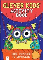 Clever Kids: Activity Book