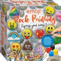 emoji™ Rock Painting Box Set