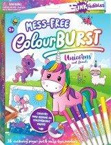 Inkredibles Colour Burst Colouring: Unicorns and Friends