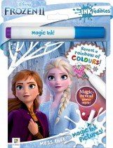 Inkredibles Frozen 2 Magic Ink Pictures