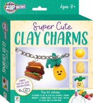 Zap Mini: Super Cute Clay Charms