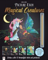 Picture Etch: Magical Creatures