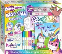 Inkredibles Activity Kit with Poster: Unicorns and Friends