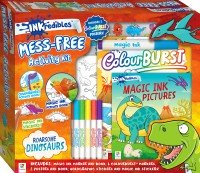 Inkredibles Activity Kit with Poster: Dinosaurs