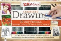 Art Maker Complete Drawing Kit