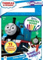 Inkredibles Thomas Carry Along Travel Markers