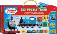 Thomas and Friends Puzzle Train: 123