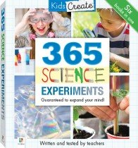 Kids Create: 365 Science Experiments Mini Binder