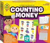 School Zone Learning Set Counting Money