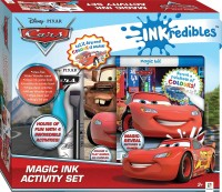 Inkredibles Cars Magic Ink Activity Box