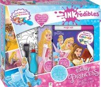 Inkredibles Disney Princess Magic Ink Activity Box