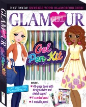 Glamour Girl Gel Pen Kit