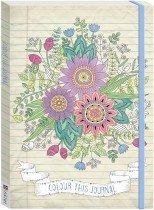 Colour This Journal Bouquet