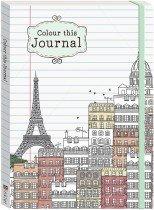 Colour This Journal Paris