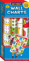School Zone 4 Wall Chart Pack