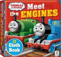 Thomas & Friends: Meet the Engines Cloth Book