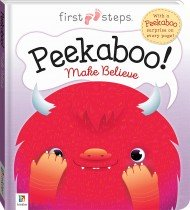First Steps: Peekaboo! Make Believe