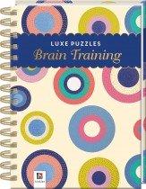 Luxe Puzzle Book Brain Training