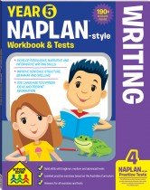 School Zone: Year 5 NAPLAN*-style Writing Workbook & Tests
