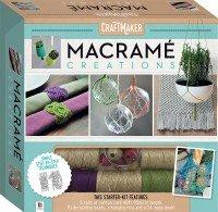 CraftMaker: Macrame Creations Kit