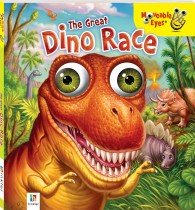 Moveable Eyes The Great Dino Race