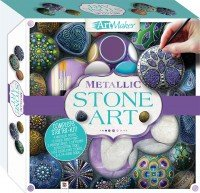 Metallic Stone Art Deluxe Kit